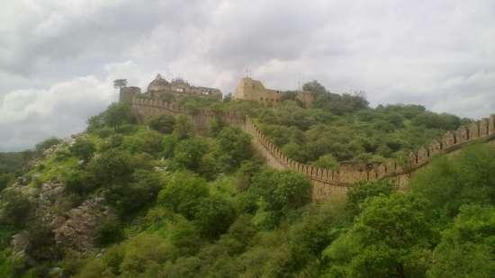 Bala Qila Near Hotel Tijara Fort Palace, Hotels in Alwar Rajasthan 1