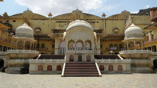 City Palace Near Hotel Tijara Fort Palace, Hotels in Alwar Rajasthan 1