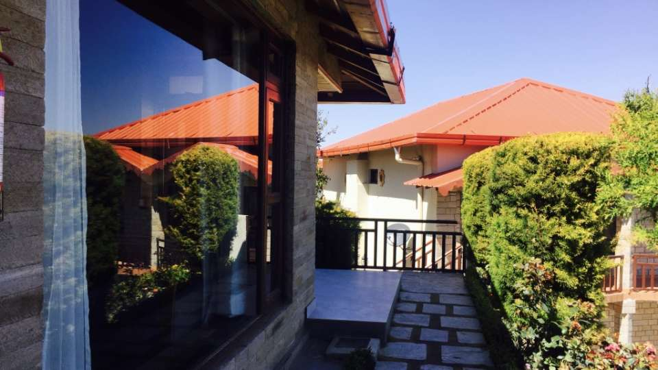 Ojaswi Himalayan Resort, Mukteshwar Nainital Club Room Ojaswi Himalayan Resort Mukteshwar 4