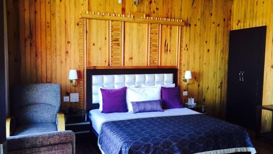 Ojaswi Himalayan Resort, Mukteshwar Nainital Club Room Ojaswi Himalayan Resort Mukteshwar 8