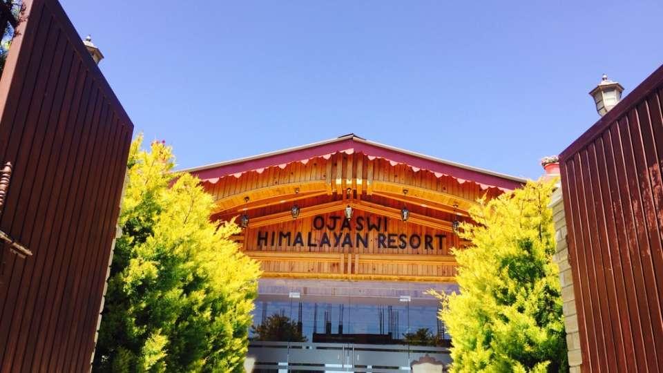 Ojaswi Himalayan Resort, Mukteshwar Nainital Exterior View Ojaswi Himalayan Resort Mukteshwar 17