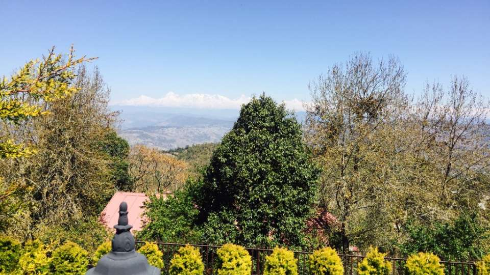 Ojaswi Himalayan Resort, Mukteshwar Nainital View From Ojaswi Himalayan Resort Mukteshwar 1