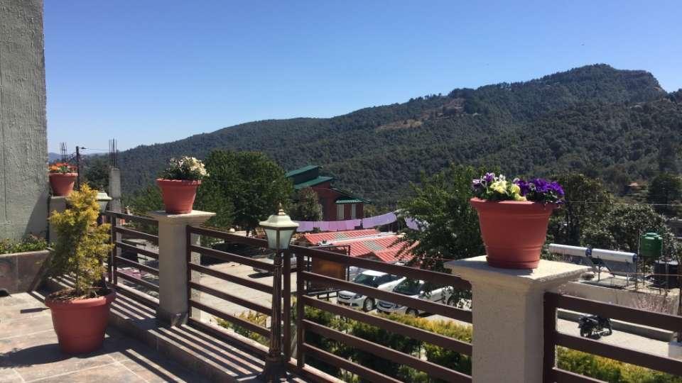 Ojaswi Himalayan Resort, Mukteshwar Nainital View From Ojaswi Himalayan Resort Mukteshwar 7