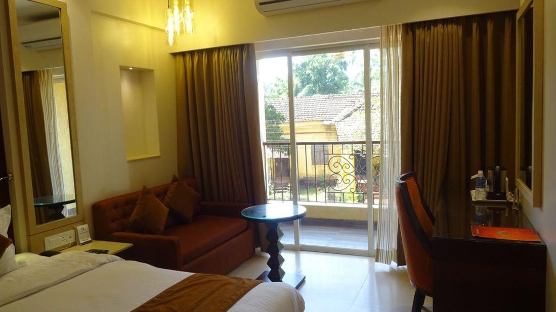 Premium Rooms 1 at Amara Vacanza Grand Inn,  Rooms in Calangute, Goa Resort