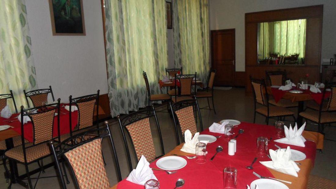 Fine Dine Restaurant Kalyan Residency Hotels in Tirupati