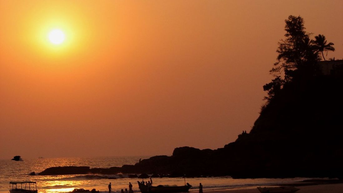 Calangute Beach Goa Wallpaper 1