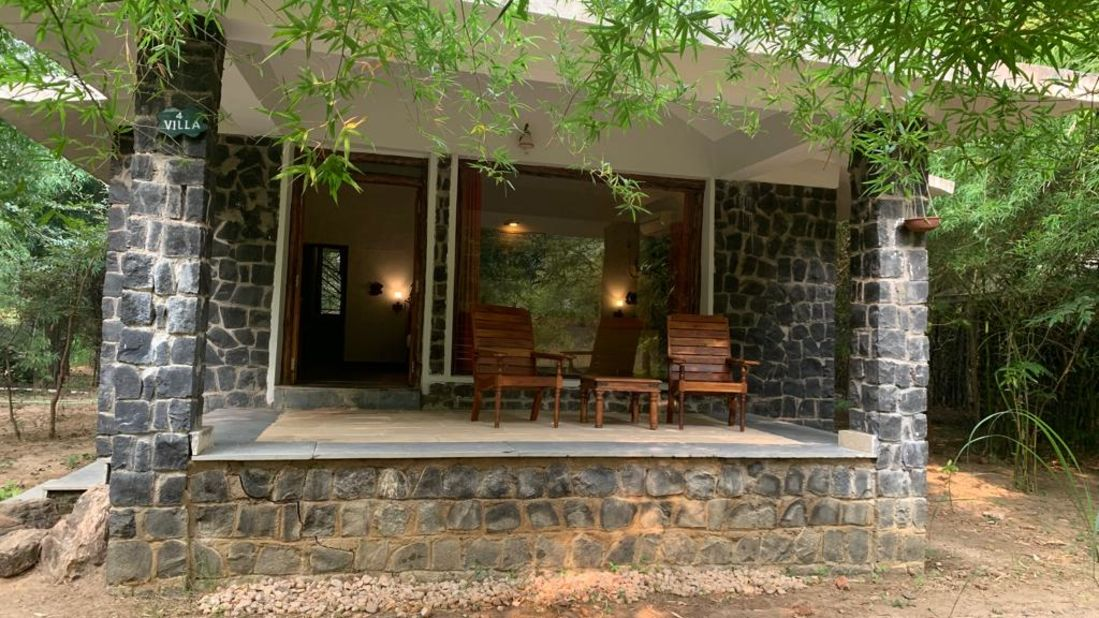 Bandhavgarh National Park Resorts, Rosa Bandhavgarh Meadows, Rooms 8