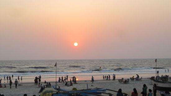 Beaches, Arco Iris - 19th C, Curtorim Goa