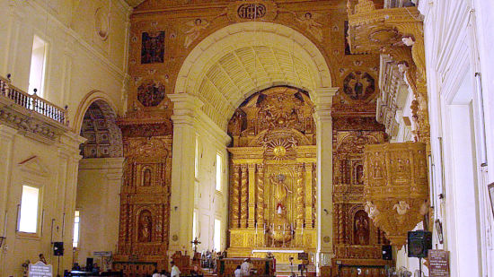 Ocean Palms Goa Basilica of Bom Jesus Goa