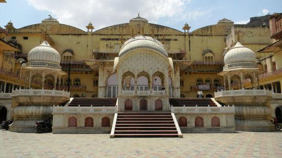 City Palace _Tijara Fort Palace_Places To Visit In Rajasthan Rajasthan 1