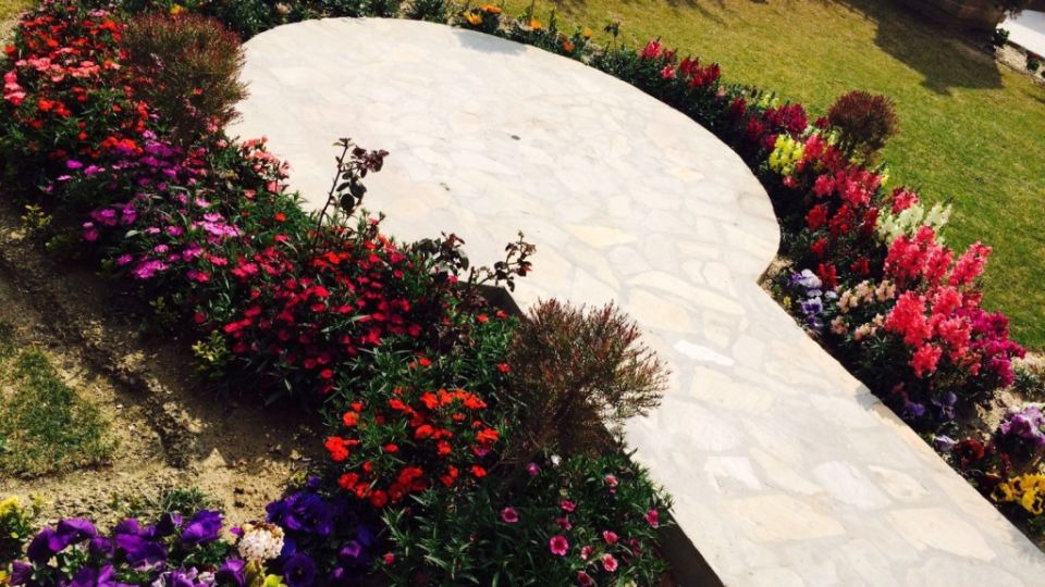 Ojaswi Himalayan Resort, Mukteshwar Nainital Garden Ojaswi Himalayan Resort Mukteshwar 5