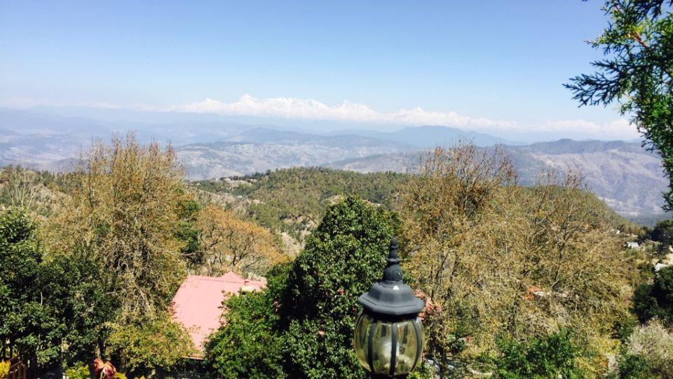 Ojaswi Himalayan Resort, Mukteshwar Nainital View From Ojaswi Himalayan Resort Mukteshwar 3