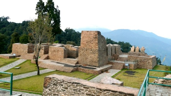 Rabdentse Ruins near Summit Newa Regency and Spa Pelling