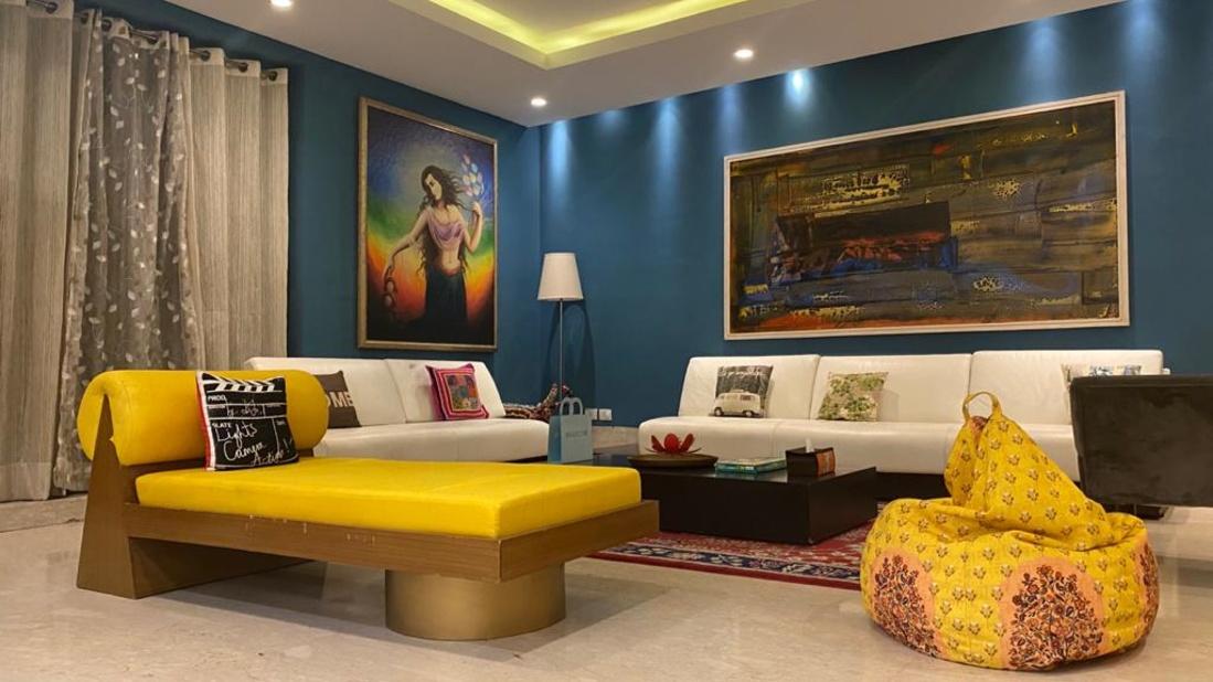 3 Bedroom Villa Karma Lakelands Villas in Gurgaon Luxury Accommodation in Gurgaon Suites in Gurgaon 1
