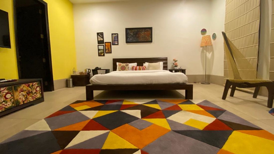 3 Bedroom Villa Karma Lakelands Villas in Gurgaon Luxury Accommodation in Gurgaon Suites in Gurgaon 5