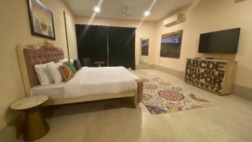 3 Bedroom Villa Karma Lakelands Villas in Gurgaon Luxury Accommodation in Gurgaon Suites in Gurgaon 2