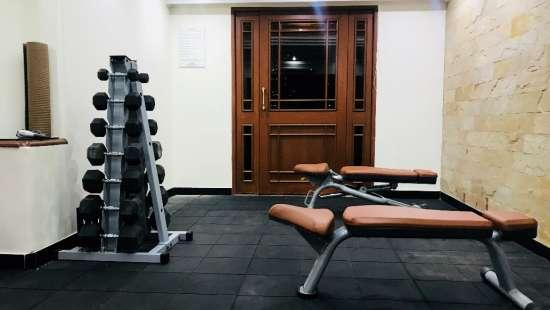 Gym Kohinoor Park Mumbai