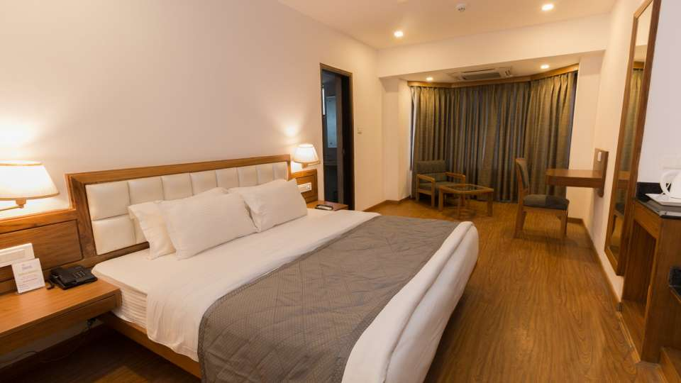 Mussoorie Hotel Rooms 21,  Hotel Pacific Mussoorie, hotel near Mall Road