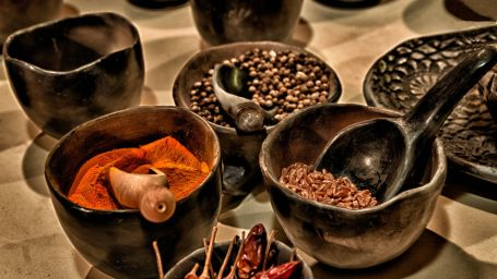 Monsoon spices, The Orchid Hotel Pune, Best Hotel In Maharashtra 1