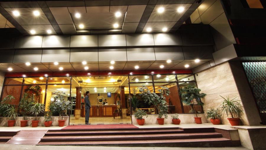 Hotel in Dharamshala, Pride Surya McLeodganj, Resort in Mcleodganj10