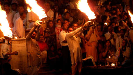 The Haveli Hari Ganga  Haridwar Activities Evening Aarti at Har ki Pauri Haridwar