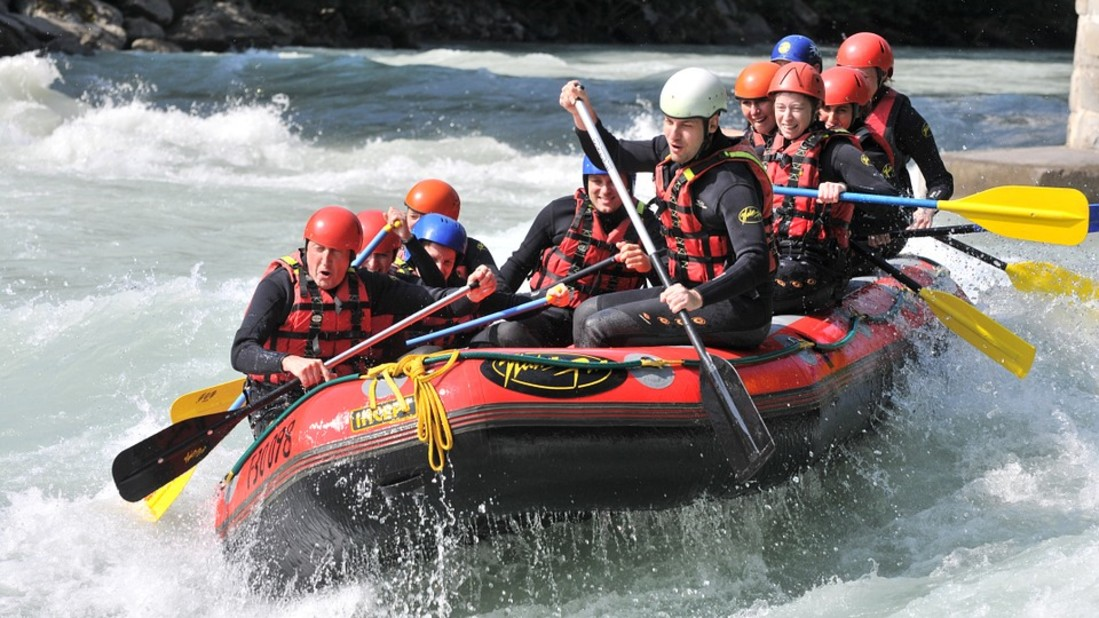 Activities to try in Coorg, River Rafting Adventure  at Amanvana, Luxury Resort in Coorg