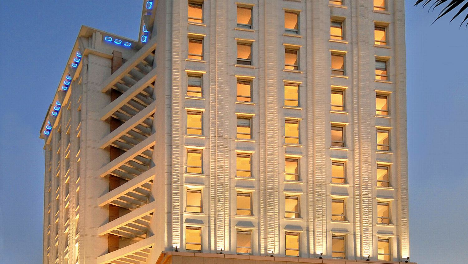 Facade at Grand Hometel Mumbai, best hotels in mumbai