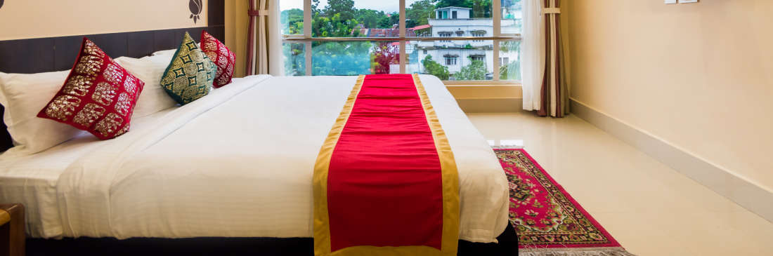 Central Courtyard Boutique Resort, Siliguri Siliguri Deluxe04