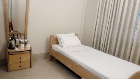 single room 2, Polo Lake Resort, Neermahal, Resort in Melaghar