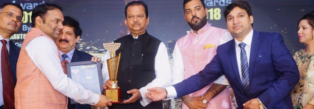 Gokulam Grand Banalore wins India MICE Awards 1