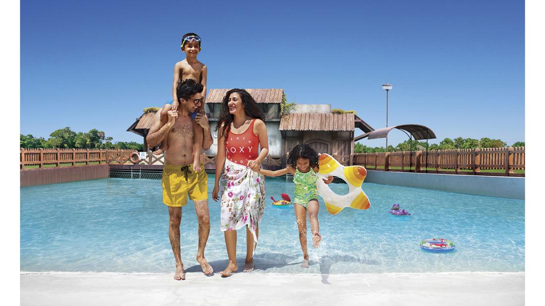 Wonderla Amusement Parks & Resort  Wave pool Kochi