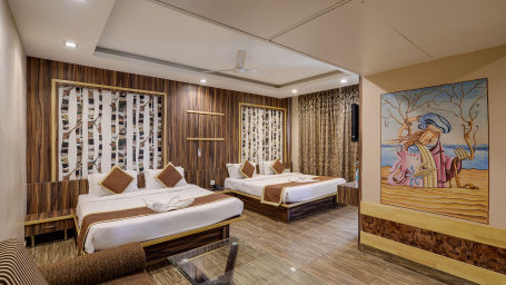 FAMILY SUITE at The Royal Melange Beacon Ajmer 2