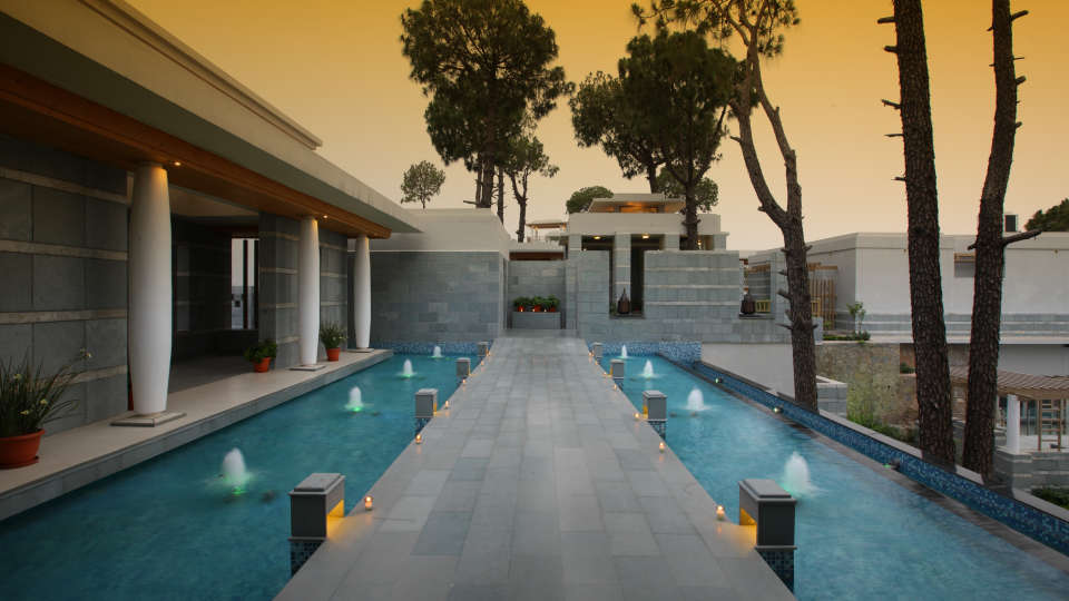 Moksha Himalaya Spa Resort, Chandigarh Chandigarh Exterior Moksha Himalay Spa Resort Chandigarh 5