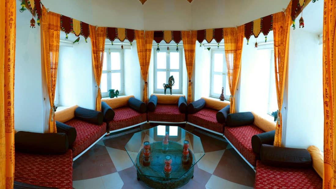 The Anjolie Mahal_Tijara Fort Palace_ Hotel Rooms in Rajasthan_ Rooms Near Jaipur  2