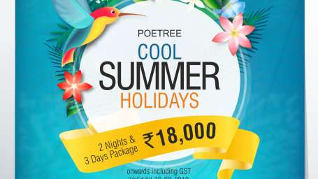 Poetree Summer package mailer, Kerala hotel deals, Thekkady hotel packages  11