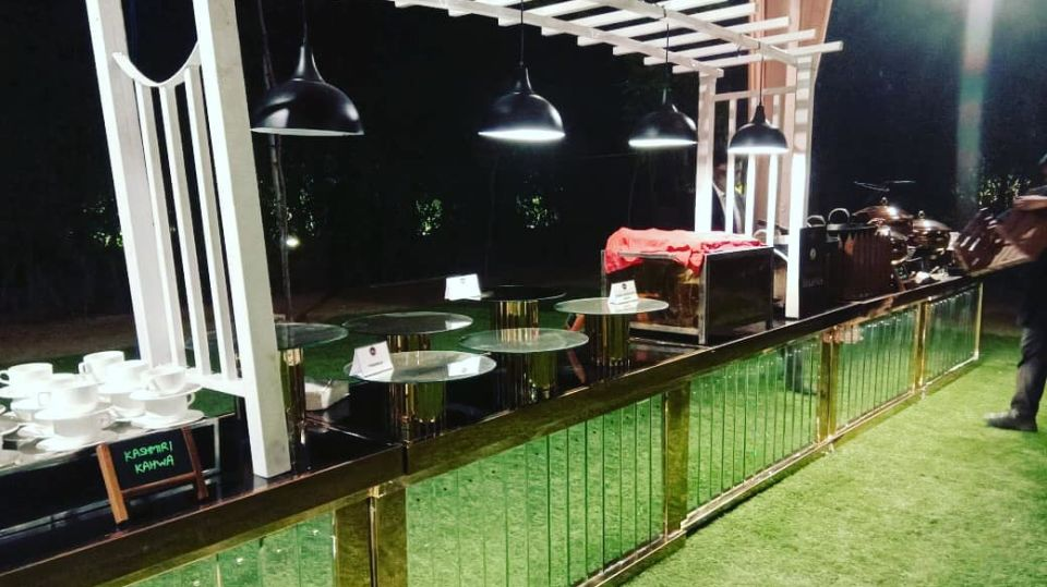 caterers in gurgaon for house party