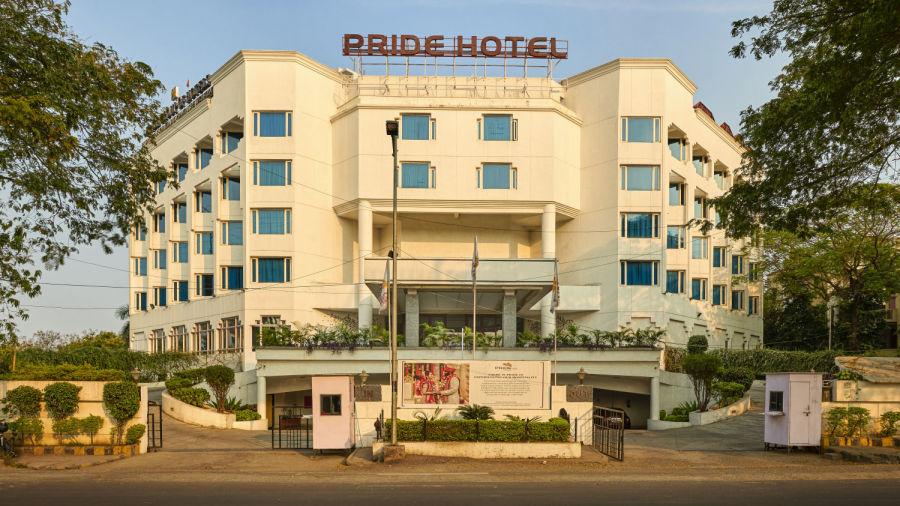 Pride Nagpur Facade A tdhrvo