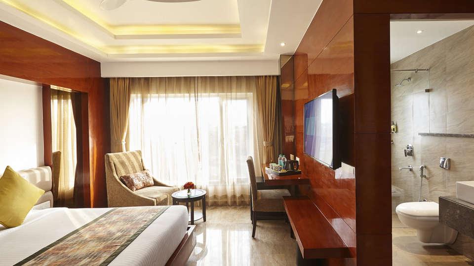 Mango Classic, Mango Hotel Haridwar, Hotel in Haridwar 1