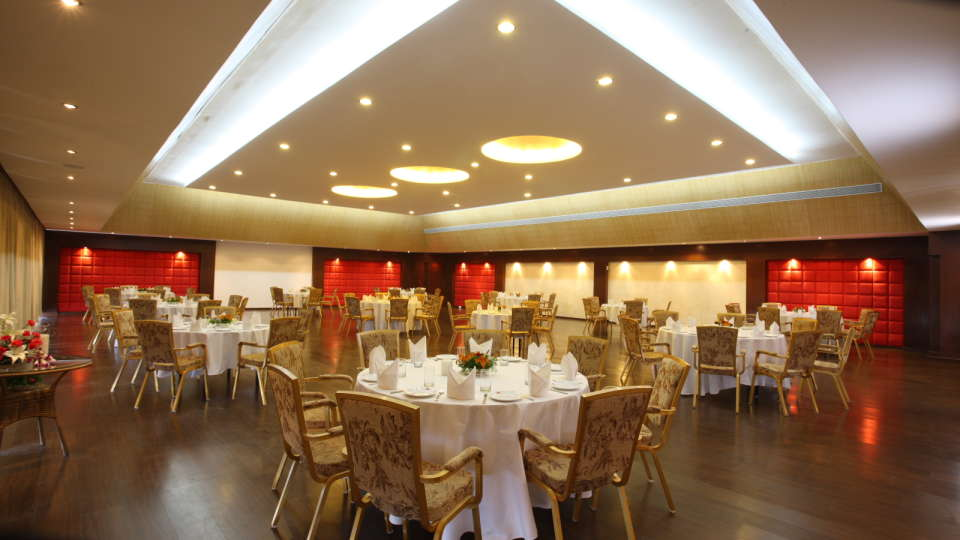 Moksha Himalaya Spa Resort, Chandigarh Chandigarh Royal Ball Room Moksha Himalaya Spa Resort Chandigarh 5