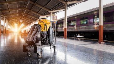 Railway station Pick up