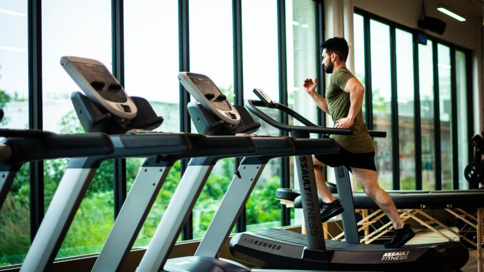 Fitness Centre, Pride Hotel, Hotels in Indore