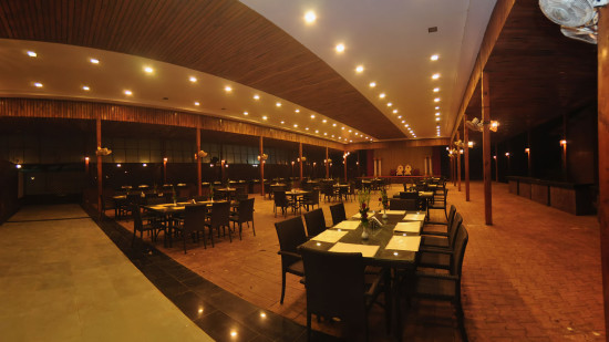 Restaurant Treasure Island Resorts Lonavla 2
