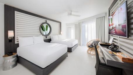 Ocean View Deluxe Double Room 2