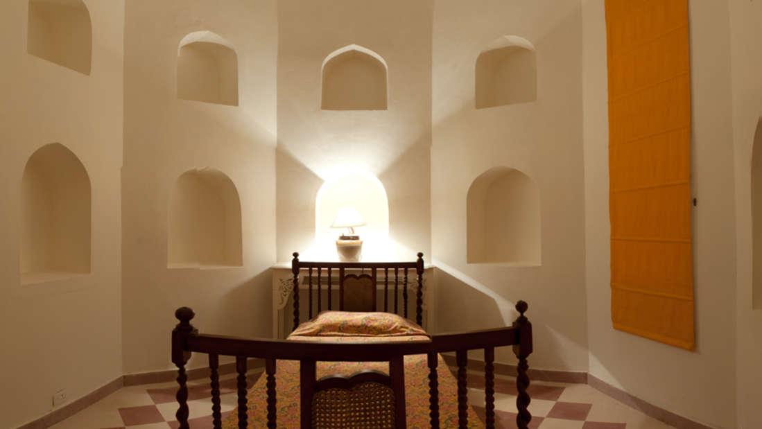 The Jaya Mahal_Tijara Fort Palace_ Hotel Rooms in Rajasthan_ Rooms Near Jaipur
