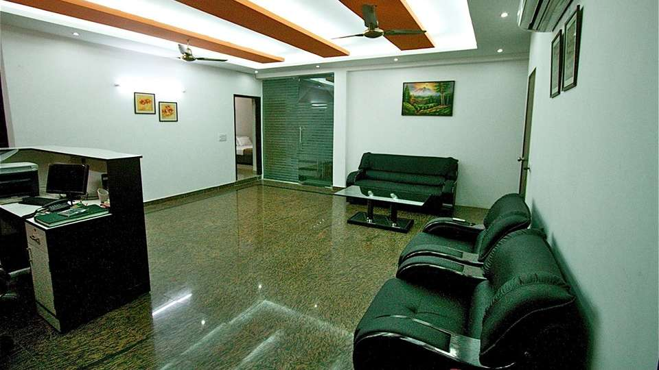 Hotel V M Residency, Vasant Kunj, Delhi New Delhi And NCR Reception Lobby Hotel VM Residency Delhi 2