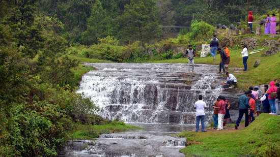 Pambar falls, The Carlton Kodaikanal, Hotel Near Kodai Lake