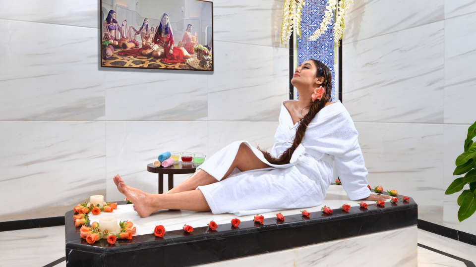 Spa at RK Sarovar Portico Srinagar 2