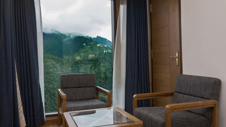 Rooms at our Mussoorie Hotel, Stay in Mussoorie, Hotel Pacific Mussoorie