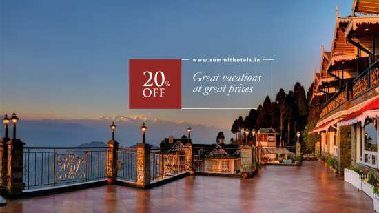20 percent discount Summit Hotels Resorts
