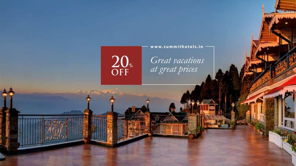 20 percent discount Summit Hotels Resorts